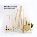 Wood Table Easel Artist Easel Craft Painting Wood Stand 30cm 40cm 50cm