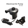 Stermay Air Pump Electric Inflatable Air bed Pump Car (Car Use)