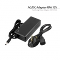 12V 4A 48W DC Power Supply Adapter STABLE CCTV Camera FREE CABLE