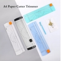Portable A4 A5 Paper Cutter Trimmer Ruler Stationery School Office