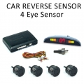 Car Reverse Sensor 4 Eye Sensor Reverse System LED Display