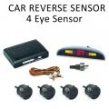 Car Reverse Sensor 4 Eye Sensor Reverse System LED Display