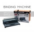 Bright Office Binding Machine Paper Comb Punch Binder