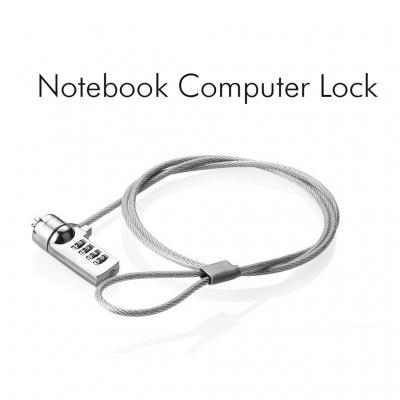 Notebook Laptop Computer Lock 4 Digit Password Cable