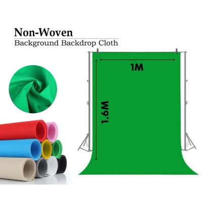 1.6M x 1M Backdrop Photo Studio Cloth Non-Woven Background