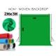 2M x 3M Backdrop Photo Studio Cloth Non Woven Background