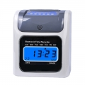 Digital Punch Card Time Recorder Punch Clock Machine Attendance Time