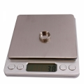 Digital Stainless Steel Weighting Scale 3Kg x 0.1
