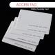 RFID Access Card Tag ID Proximity Card 125Khz Door Access 1BOX (100pc)