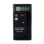 Electromagnetic Radiation Detector Cable Computer Digital EMF Meter