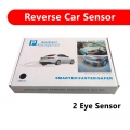Car LED Display 2 Eye Parking Sensor Reverse System