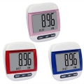 Sports Pedometer Counter Digital Large LCD