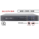 3in1 AHD DVR NVR Unit Only