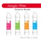 1Magic Filter  10inch - U type