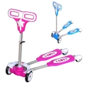 4 Wheels Frog Scooter