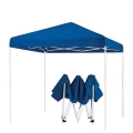 Canopy Tent for Event Khemah Kanopi Red and Blue - 2m x 2m