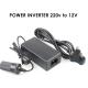 Car Cigarette Lighter Power Converter Adapter Inverter Car to Home