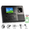 Fingerprint Time Attendance LAN+ID card+Built-in Battery F-031B (1666)