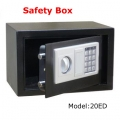 Safe Box 20ED Home / Hotel Use High Quality Digital Safety Box
