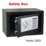 Safe Box 20ED Home / Hotel Use High Quality Digital Safety Box