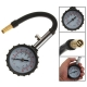 Analog Tire Tyre Pressure Gauge for Cars Motorcycles etc