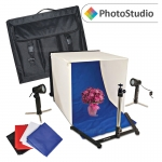 Mini Portable Photo Studio Square Cube Tent Softbox ( 50cm x 50cm )