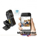 Smallest Wireless IP Camera MD81s P2P Wifi Sport Mini DV DVR Camera