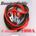 Car Battery Booster Cable Copper Clip 1000A 4meter