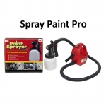 Original Paint Spray / Sprayer Pro Electric 3 Way Spray Gun DIY (RED)