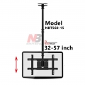 NB NB T560-15 32 to 57 Inch Ceiling Bracket LCD TV Wall Mount
