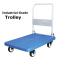 Trolley Heavy Duty Foldable Platform Industrial