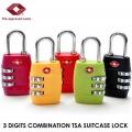 Jasit Lock Travel Lock TSA335 Approved Travel Luggage