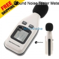 Digital Sound Level Meter Sound Level tester Noise GM1351