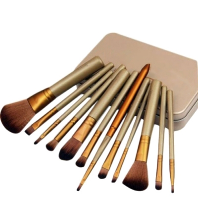 Make up Brush 12 Makeup Brushes Cosmetic Beauty