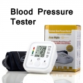Blood Pressure Meter Pulse Monitor Health Measure