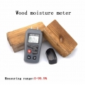 Wood Tester Digital Moisture Meter Humidity Moisture Hygrometer