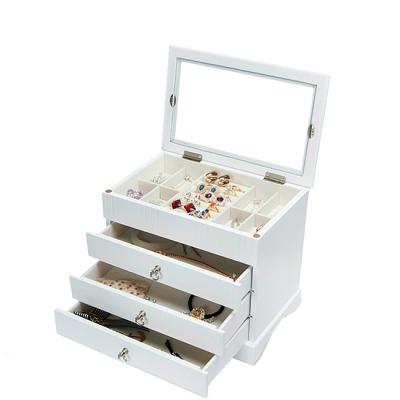 Luxury Wooden High Quality Jewellery box