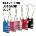Jasit Lock TravelLock TSA719 3 Digit Lock Travel Luggage Padlock