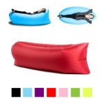 High Quality LAMZAC Portable Inflatable Air Bed Sofa Lazy Bag