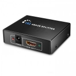 HDMI Splitter 4K x 2K Signal 1 in 2 out  (1x2) HD  (2082)