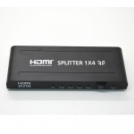 Full HD 1080P HDMI Splitter 1X4 Ver 1.4 video audio (2257)