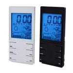 Digital Hygrometer Thermometer Weather forecast Weather Alarm Clock