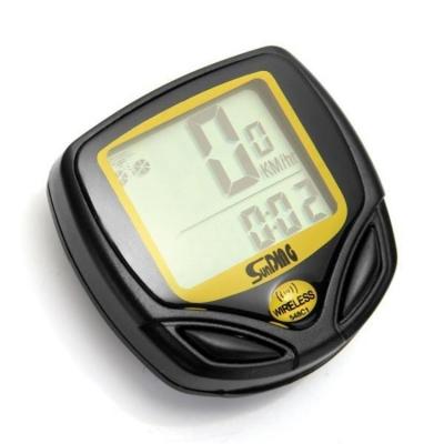 Wireless Bicycle Speedometer Bike LCD Odometer Waterproof SD-548C
