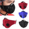 Anti Dust Motorcycle Bicycle Cycling Racing  Bike Ski Half Face Mask