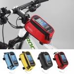 Roswheel Cycling Mountain Bike Bicycle Frame Bag Pouch - M Size