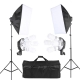 Light Studio Lighting Soft box Photo Equipment Kit