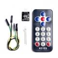Remote Control Infrared IR Module Kit Robotic Arduino Rasberry