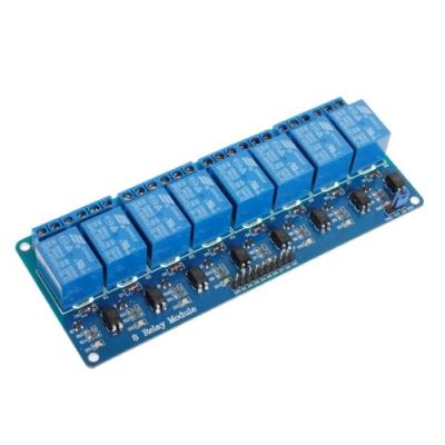 8 Channel Relay Module Opto-Isolator 5V For Robotic Arduino Rasberry
