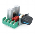 220v 2000w Speed Controller SCR Voltage SCR Regulator