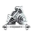 Dumbell GYM Fitness KIS IRON Plating 10kg 15kg 20kg 30kg